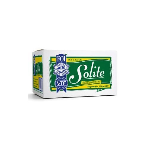 Solite Vegetable Shortening 500g