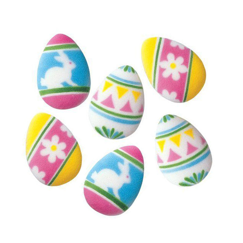 EASTER EGGS Large - Pack of 6