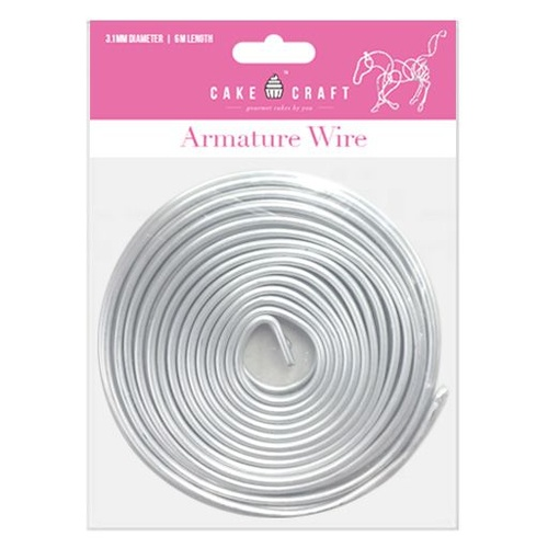 Armature Wire 3.1mm Diameter - 6m length
