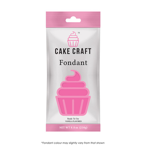 Cake Craft BLUSH PINK Fondant 250g