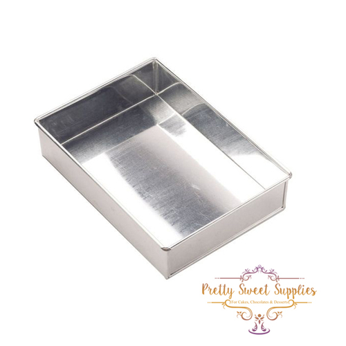 Cake Tin 225mm x 175mm Rectangle