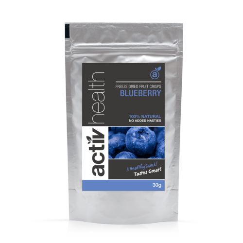 Freeze Dried 100% Natural BLUEBERRY