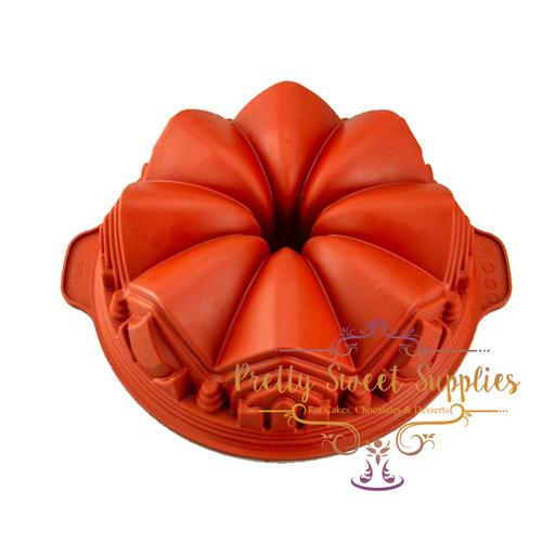CATHEDRAL CHURCH ROUND Flexible Silicone Mould