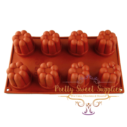 JELLY CUP 8 Cavity Silicone Mould