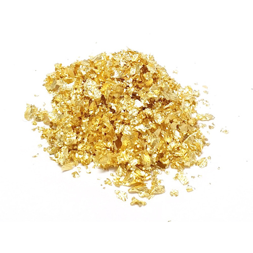 Edible Gold Leaf Flakes 100mg