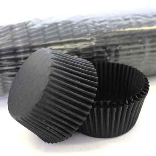 Baking Cups BLACK 700 (500pc)