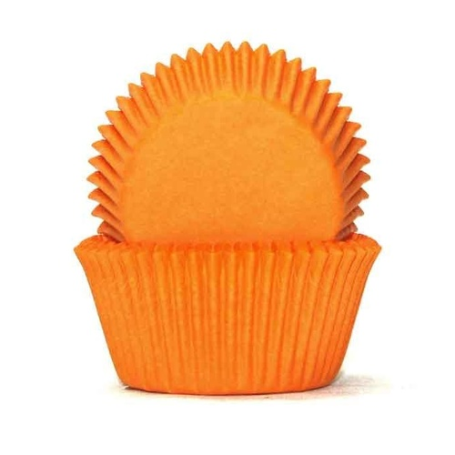 Baking Cups Orange 700 (100pc)