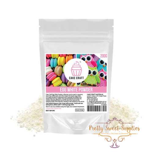 EGG WHITE Powder 200g