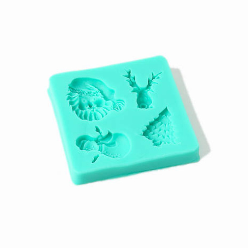 ASSORTED CHRISTMAS Silicone Mould