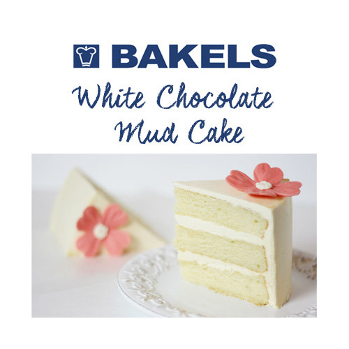 White Mud Cake Mix